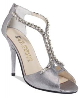 E! Live From the Red Carpet Nadine Evening Sandals   Shoes