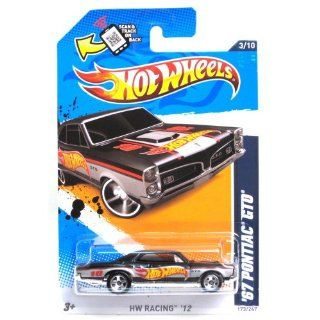 2011 HOT WHEELS 67 PONTIAC GTO DIE CAST CAR 173/247 Toys & Games