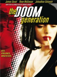 The Doom Generation: James Duval, Rose McGowan, Johnathon Schaech, Gregg Araki:  Instant Video
