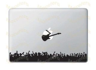 "The Rock Star   13"" Macbook Decal: Computers & Accessories"