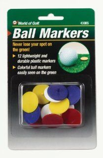 Jef World of Golf Gifts and Gallery, Inc. Ball Spotters (Multicolor)  Golf Gift Sets  Sports & Outdoors