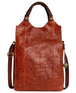 The Sak Indio Leather Foldover Tote   Handbags & Accessories