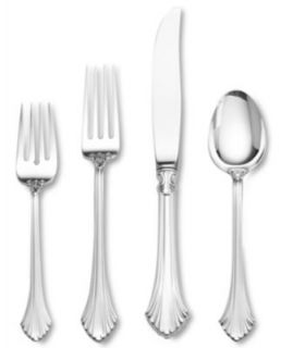 Towle Chippendale Sterling Silver Flatware Collection   Flatware & Silverware   Dining & Entertaining