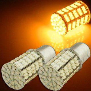 Orion Technology Amber 1157 1152 1076 2357 BAY15D 127 SMD LED Bulbs For Car Turn Signal,Parking,Backup Lights Automotive