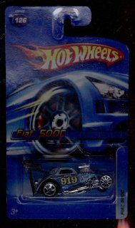 Hot Wheels 2006 126 Fiat 500c 164 Scale Toys & Games