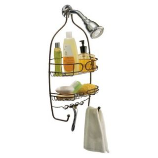 ... InterDesign Medium Shower Caddy Bronze ...
