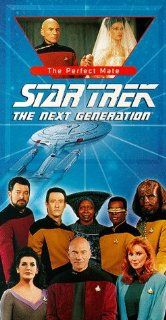 Star Trek   The Next Generation, Episode 121: The Perfect Mate [VHS]: LeVar Burton, Gates McFadden, Gabrielle Beaumont, Robert Becker, Cliff Bole, Timothy Bond, David Carson, Chip Chalmers, Richard Compton, Robert Iscove, Winrich Kolbe, Peter Lauritson, Ro