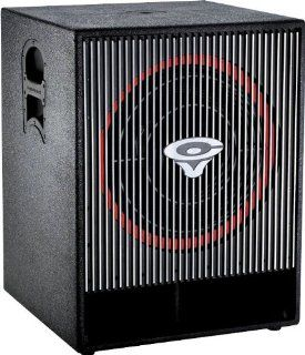 Cerwin Vega Pro Cva 121X 21 Inch Stroker Activeseries High Performance Subwoofer Electronics