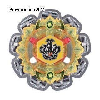 Divine Crown TR145D (guaranteed) BB 116 JAPANESE Beyblade 4D Booster: Toys & Games
