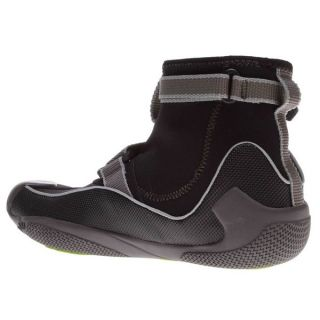 Sperry Top Sider Son R Bearing Bootie Water Shoes Black   Womens