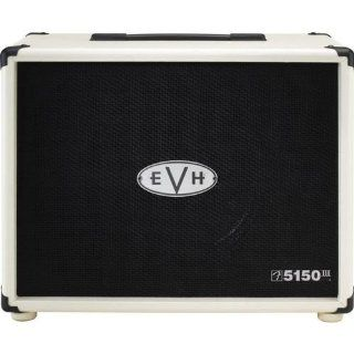 EVH 5150 III 1x12 Guitar Speaker Cabinet   Ivory Musical Instruments
