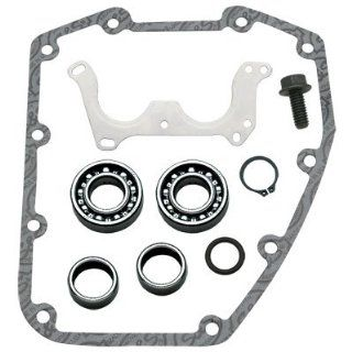 S&S Cycle 106 5896 Gear Drive Cam Installation Kit For Harley Davidson Twin Cam Motors: Automotive
