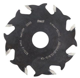 Freud FI102 Replacement 4 Inch 8 Tooth Blade For Freud And Other Biscuit Joiners
