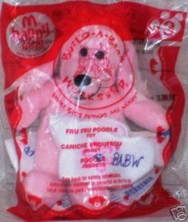 Mcdonald's Build a bear Fru Fru Poodle Doll Plush Toy Toys & Games