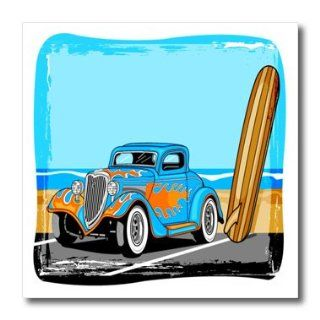 ht_98685_2 Spiritual Awakenings Surfing Art   Woody clip art for surfer fans   Iron on Heat Transfers   6x6 Iron on Heat Transfer for White Material Patio, Lawn & Garden