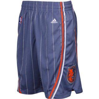 NBA Adidas Charlotte Bobcats Youth Medium Swingman Road Shorts (Size 10 12) : Sports Fan Basketball Jerseys : Sports & Outdoors