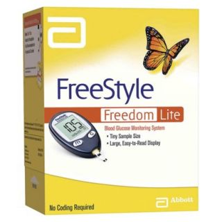 FreeStyle Freedom Lite Blood Glucose Monitoring