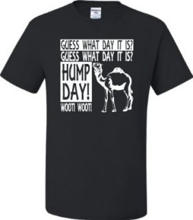 Adult Hump Day Camel Commercial T Shirt: Clothing