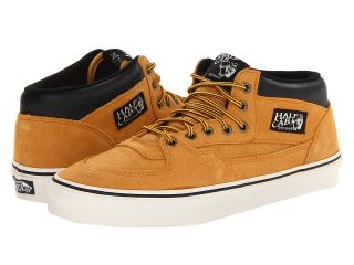 3c2b09084fb196 ... Vans Half Cab Suede Tan) Skate Shoes (Yellow) ...