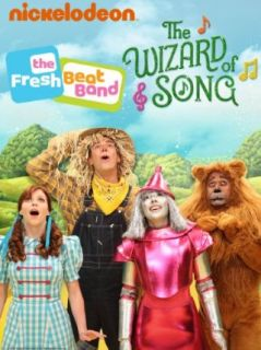 Fresh Beat Band: The Wizard Of Song: Jason Mraz, Sarah Chalke, Jon Beavers, Yvette Gonzalez Nacer:  Instant Video
