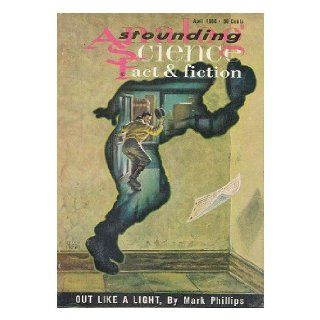ASTOUNDING   Science Fact and Fiction Volume 65, Number 2   April Apr 1960 The Measure of a Man; Out Like a Light; The Misplaced Battleship; Make Mine Homogenized; The Ambulance Made Two Trips Mark Phillips Books