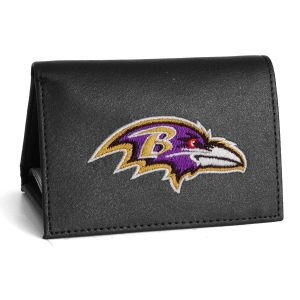 Baltimore Ravens Rico Industries Trifold Wallet