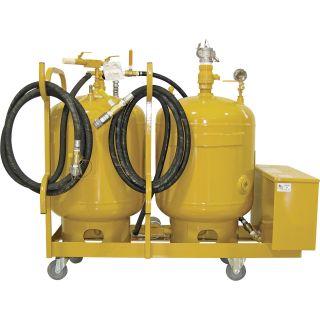 Sage Oil Vac Fluid Exchange System — 30 Gallons, Model# 30040V  Oil Extractors