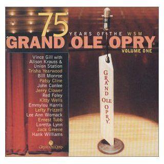 Grand Ole Opry 75th Anniversary Music