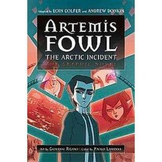 Artemis Fowl the Graphic Novel 2 (Paperback)
