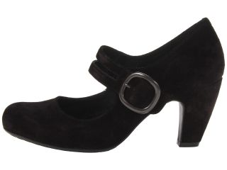 Born Nadine   Crown Collection Nero (Black) Suede
