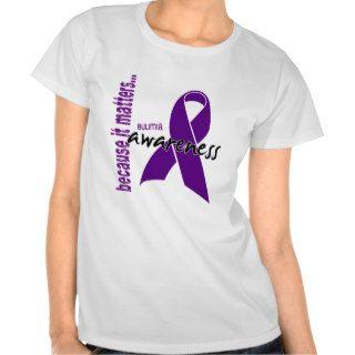 Bulimia Awareness Tshirt