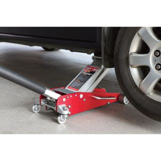 Torin Aluminum/Steel Service Jack — 2 1/2 Ton Capacity, Model# T84025  Rapid Lift   Race Jacks