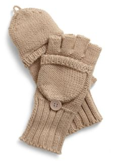 Flag Football Gloves in Tan  Mod Retro Vintage Gloves
