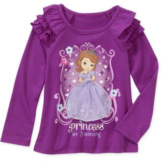 Disney Baby Girls Princess Sophia Graphic Tee: Baby Clothing