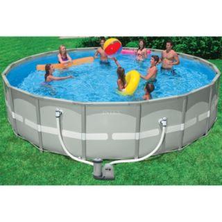 Intex 18 x 48 Ultra Frame Swimming Pool