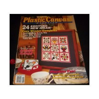 Plastic Canvas! Magazine (Number 23) November/December 1992: Janet Tipton: Books