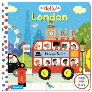 Hello London (Big Busy Books) Marion Billet Fremdsprachige Bücher