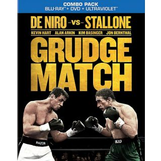 Grudge Match (Blu ray + Digital HD) ( Exclusive) (Widescreen): Blu ray