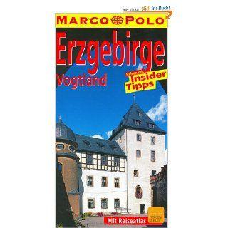 Marco Polo Reisef�hrer Erzgebirge, Vogtland: Bernd Wurlitzer, Kerstin Sucher: Bücher