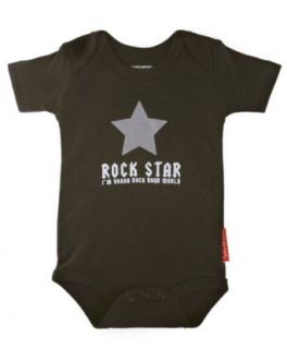 Babybody Rock Star Gr. 50/56 (S): Bekleidung
