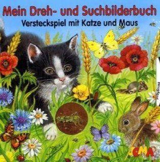 Versteckspiel mit Katze und Maus: Ray Cresswell, Ute Haderlein: Bücher
