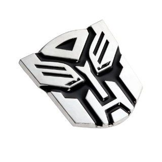 Transformer Autobot Symbol Logo Emblem Badge 3M Adhesive Sticker: Automotive