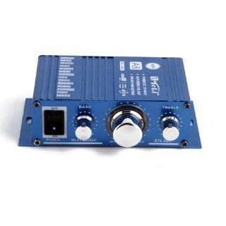 TeLi Mini Hi Fi Stereo Audio Amplifier  Vehicle Stereo Amplifiers