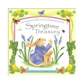 Springtime Treasury: Sue Barraclough, Simon Mendez: 9781582099804: Books