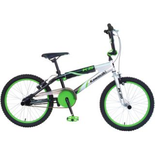 Kawasaki BMX Bike, 20 Inch Bike, Steel BMX Bike, Boys BMX Bike, Kawasaki BMX Bicycle, Kids Bike