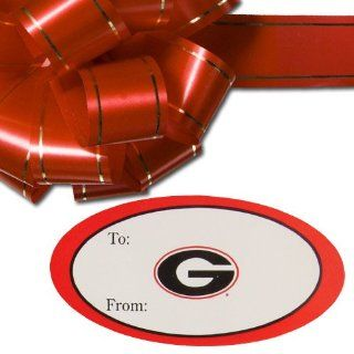 Shop NCAA Georgia Bulldogs Self Adhesive Gift Tags at the  Home D�cor Store. Find the latest styles with the lowest prices from Football Fanatics