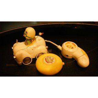 Disney Chicken Little Cluck Mobile Remote Control Car Toys & Games