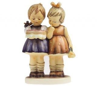 "M. I. Hummel &quotHappy Birthday"" Figurine —"
