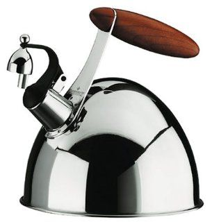 Frabosk Italy Classic 1.6 Quart Stainless Steel Tea Kettle: Teakettles: Kitchen & Dining
