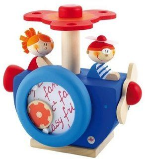 Sevi Creative Kids Music Box Airplane Toy Baby